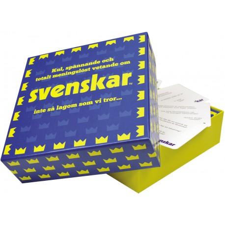 Svenskar