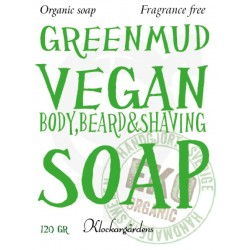 Raktvål Green mud vegan