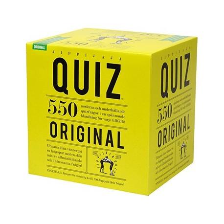 Jippijaja Quiz originalet