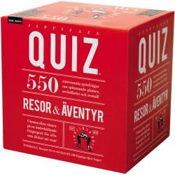 Jippijaja Quiz Resor & Äventyr