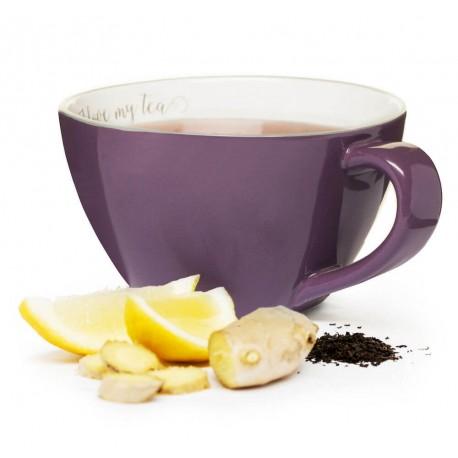 Tea mugg, lila