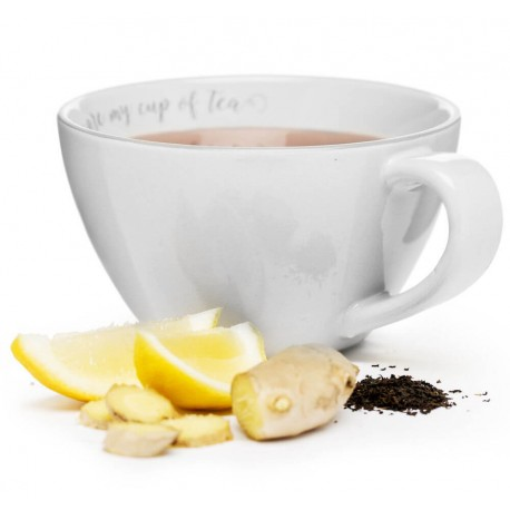 Tea mugg, cream