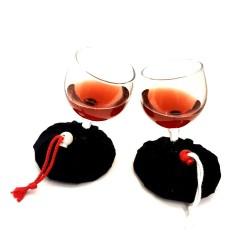 Glashållare Vingel Marin