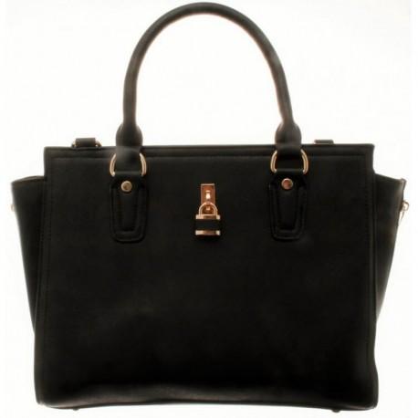Väska 10, lila, normalstor, mått ca 34 cm bred och 26 cm hög