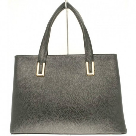 Väska 8006, svart, bredd 34 cm, höjd 24 cm