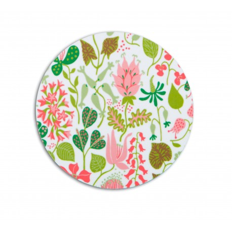 Grytunderlägg Herbarium  3 rosa