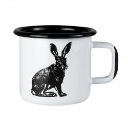 Emaljmugg Hare