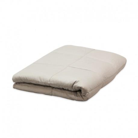 Täcke Cura Perl Ljusgrå 3 kg