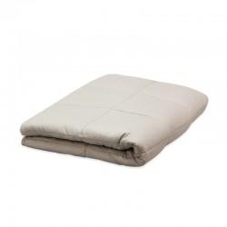 Täcke Cura Pearl Classic Ljusgrå 9 kg