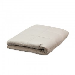 Täcke Cura Pearl Classic Ljusgrå 11 kg