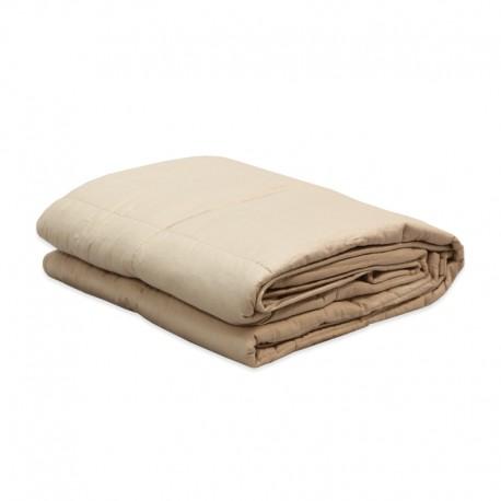 Täcke Cura Perl Sandfärgad 3 kg