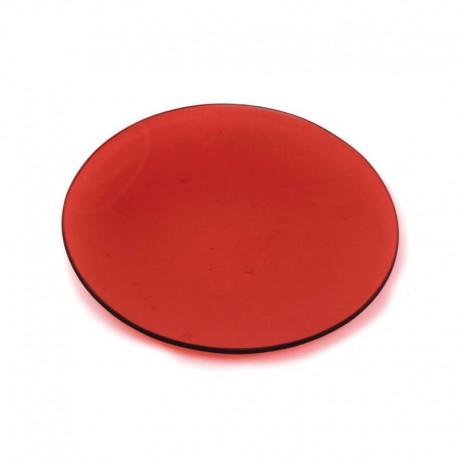 Rött ljusfat