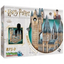 Pussel Hogwarts astronymy tower 3D
