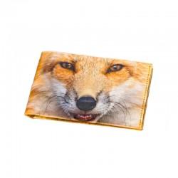 Plånbok räv
