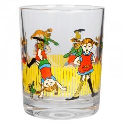 Pippi Långstrump Glas
