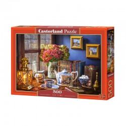 Pussel Tea Time (böcker), 500 bitar