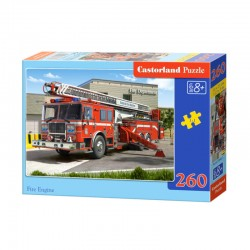 Pussel Fire Engine 260 bitar