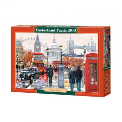 Pussel London Collage 1000 bitar