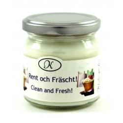 Doftljus Rent och Fräscht