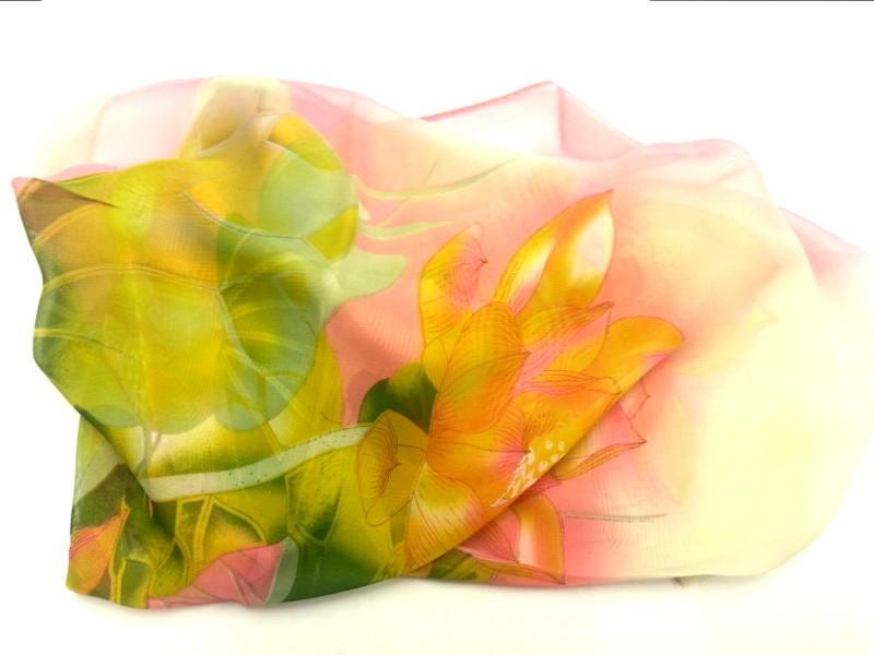 Rosa-grön