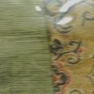 olivgrön-ljusbrun